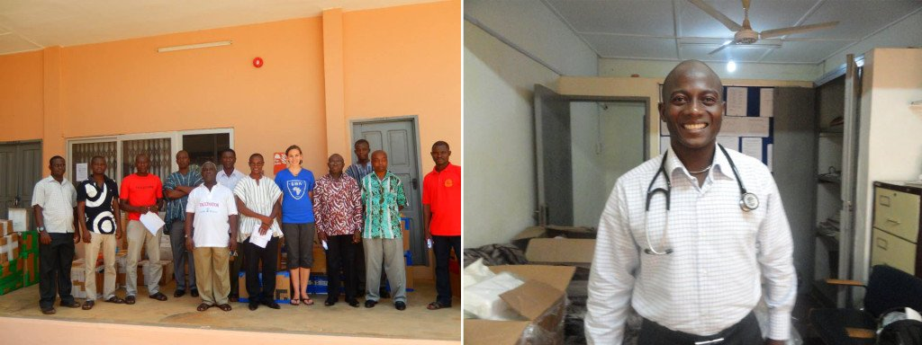 Ghana Medical Help