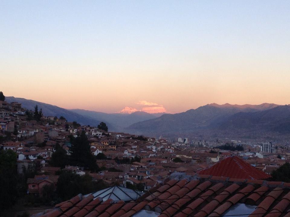 Cusco Landscape