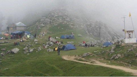 Dharamsala Campsite