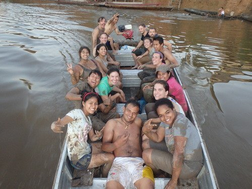Dirty Boat Ride