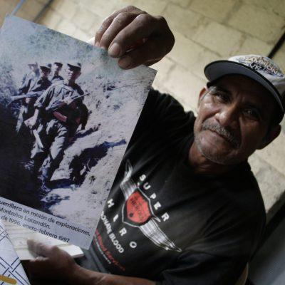 Guerrilla Fighter Turned Coffee Farmer - Fair Trade 2013