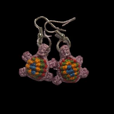 turtle earings 2