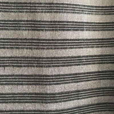 Yabal scarf black-grey detail