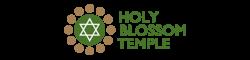 Holy Blossom Logo Horizontal
